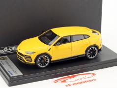Lamborghini Urus Bouwjaar 2017 geel 1:43 LookSmart