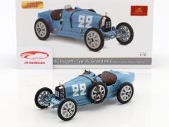 Bugatti Typ 35 Grand Prix #22 Nation Colour Project Frankreich 1:18 CMC