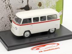 Volkswagen VW Palten Diesel van Opførselsår 1954 hvid 1:43 AutoCult