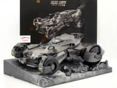 Batmobile van de film Justic League 2017 met oppasser figuur RC-Car 1:10 HotWheels