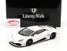 Lamborghini Huracan Liberty Walk LB-Works branco 1:18 AUTOart