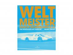 libro: campeón del mundo por técnico KO - una temporada de carreras con Porsche de Helmut Zwickl
