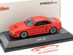 BMW M8 coupe vermelho 1:43 Schuco