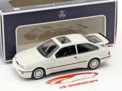 Ford Sierra RS Cosworth ano de construção 1986 Jet Car branco 1:43 Norev