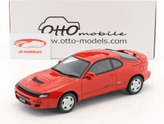 Toyota Celica GT Four ST185 (GT-Four A) Baujahr 1991 rot 1:18 OttOmobile
