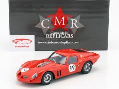 Ferrari 250 GT Drogo #59 5th 1000km Nürburgring 1963 Langlois van Ophem, Elde 1:18 CMR