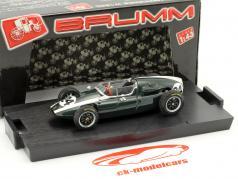Jack Brabham Cooper T51 #24 Vinder Monaco GP verdensmester formel 1 1959 1:43 Brumm