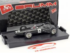 Richie Ginther BRM P57 #12 2 italien GP formule 1 1962 1:43 Brumm