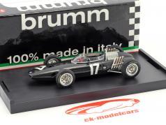 Graham Hill BRM P57 #17 winnaar Nederland GP wereldkampioen formule 1 1962 1:43 Brumm