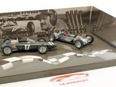 Graham Hill BRM P57 #17 winnaar Nederland GP wereldkampioen formule 1 1962 1:43 Brumm Anteprima