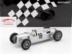 Auto Union Typ C #18 Winner Eifelrennen formule 1 1936 Rosemeyer 1:18 Minichamps