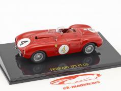 Ferrari 375 Plus #4 vencedor 24h LeMans 1954 Gonzalez, Trintignant com mostruário 1:43 Altaya
