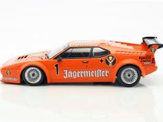BMW M1 Jägermeister #1 DRT Wunstorf 1982 Kurt König 1:18 Minichamps