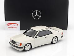 Mercedes-Benz 300 CE AMG 6.0L Wide Body Arktik branco 1:18 OttOmobile