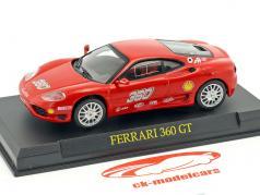 Ferrari 360 GT vermelho 1:43 Altaya