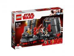 LEGO® Star Wars™ Snokes Thronsaal