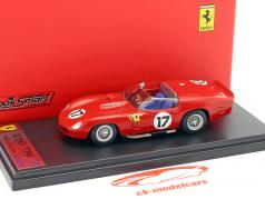 Ferrari 250 TRI/61 #17 24h LeMans 1961 Rodriguez, Rodriguez 1:43 LookSmart