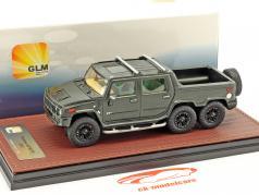 Hummer H2 SUT6 Baujahr 2012 schwarz 1:43 GLM