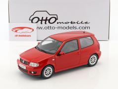 Volkswagen VW Polo GTi ano de construção 2001 vermelho 1:18 OttOmobile