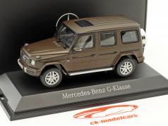 Mercedes-Benz G-klasse (W463) designo citrin brun magno 1:43 Norev