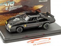 Ford Falcon XB ano de construção 1973 filme Last of the V8 Interceptors (1979) preto 1:43 Greenlight