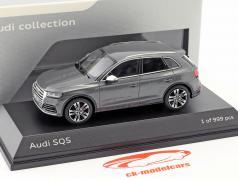 Audi SQ5 TFSI daytona grijs 1:43 Paragon Models