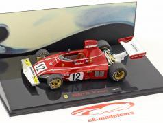 Niki Lauda Ferrari 312 B3-74 #12 50th Ferrari Victoire Espagne GP F1 1:43 HW Elite