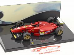 G. Berger Ferrari 412 T1 vincitore tedesco GP di Hockenheim Formula 1 1994 01:43 HW Elite