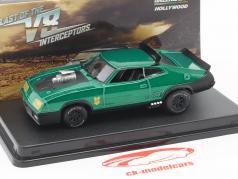 Ford Falcon XB ano de construção 1973 filme Last of the V8 Interceptors (1979) verde versão 1:43 Greenlight