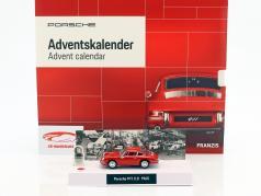 Porsche Adventskalender 2018: In 24 Schritten zum Porsche unter dem Weihnachtsbaum