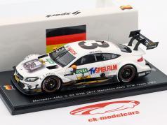 Mercedes-Benz AMG C 63 #3 DTM 2017 Paul di Resta 1:43 Spark
