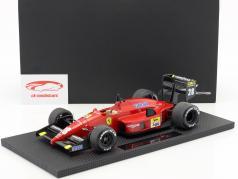 Gerhard Berger Ferrari F1-87/88C #28 fórmula 1 1988 1:18 GP Replicas