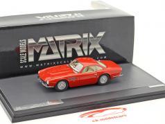 Jaguar D-Type LeMans Michelotti Baujahr 1963 rot 1:43 Matrix