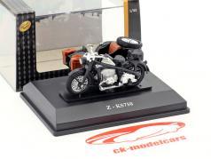 Zündapp Z-KS750 schwarz 1:43 Cararama