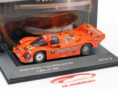 Porsche 956 B Jägermeister #19 ganador 1000km Imola 1984 Stuck, Bellof 1:43 CMR