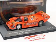 Porsche 956 B Jägermeister #19 vencedor 1000km Imola 1984 Stuck, Bellof 1:43 CMR