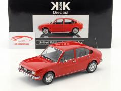 Alfa Romeo Alfasud Year 1974 red 1:18 KK-Scale