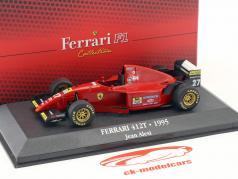 Jean Alesi Ferrari 412 T2 #27 formula 1 1995 1:43 Atlas