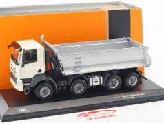 Tatra Phoenix Euro 6 8x8 Tipper anno di costruzione 2016 avorio bianco / argento 1:43 Ixo