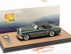 Bentley S1 DHC Graber Closed year 1956 dark green 1:43 GLM