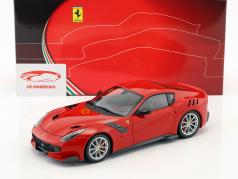 Ferrari F12 TDF Byggeår 2016 corsa rød 1:18 BBR