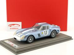 Ferrari 250 GTO Day version #17 class winner 24h LeMans 1962 Grossmann, Roberts 1:18 BBR