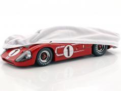 Auto copertina bianca per modelcars in scala 1:18