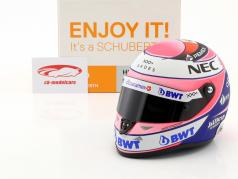 Sergio Perez Force India VJM11 #11 式 1 2018 1:2 Schuberth