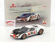 Ford Mk II #98 vencedor 24h Daytona 1966 Miles, Ruby 1:18 Spark