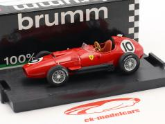 Mike Hawthorn Ferrari 801 #10 3th British GP formula 1 1957 1:43 Brumm