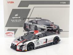 Audi R8 LMS #25 vincitore 24h Spa 2017 Gounon, Winkelhock, Haase 1:12 Spark