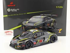 Audi R8 LMS #15 Audi R8 LMS Cup Champion 2017 Alessio Picariello 1:12 Spark