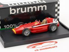 Mike Hawthorn Ferrari 555 Squalo #2 7 Pays-Bas GP formule 1 1955 1:43 Brumm