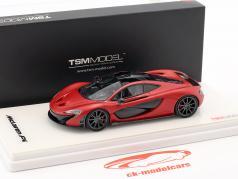 McLaren P1 esteira vermelho 1:43 TrueScale